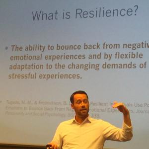 resiliency training courses teacher