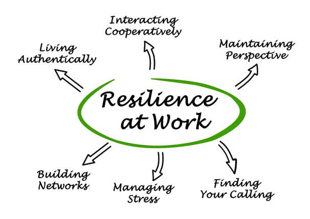 six competencies of resilience